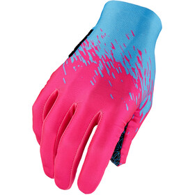 Supacaz SupaG Twisted Guanti, neon pink/neon blue